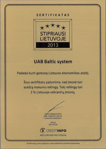 Baltic System